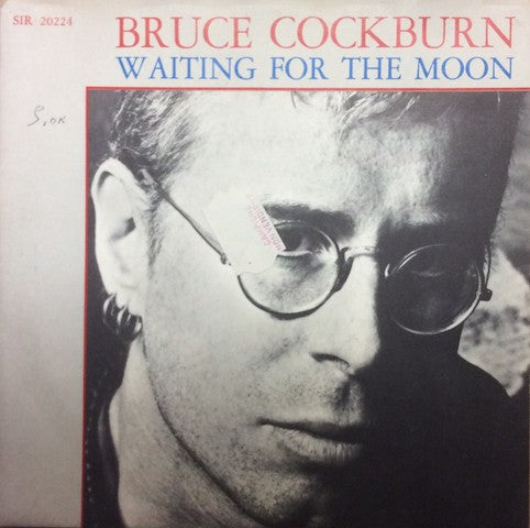 "Bruce Cockburn - Waiting For The Moon (7"") - USED"