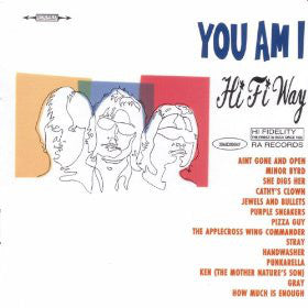 You Am I - Hi Fi Way (CD, Album) - USED