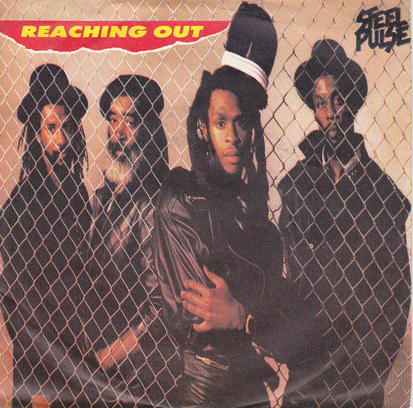 "Steel Pulse - Reaching Out (7"", Single) - USED"
