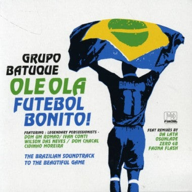 Grupo Batuque - Ole Ola - Futebol Bonito! (CD, Album) - USED