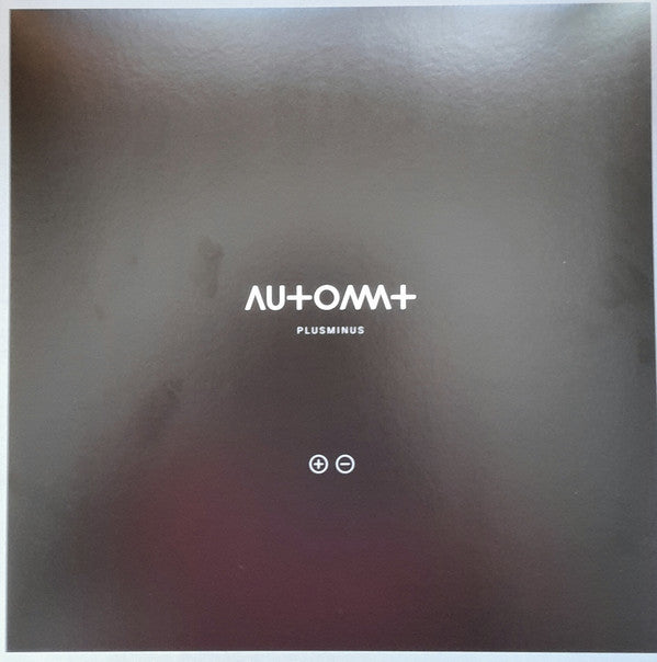 Automat (6) - Plusminus (LP, Album + CD, Album) - NEW