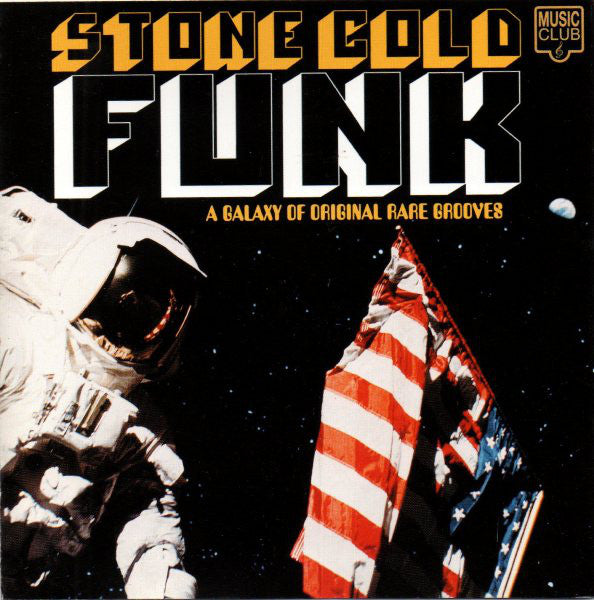 Various - Stone Cold Funk (CD, Comp) - USED