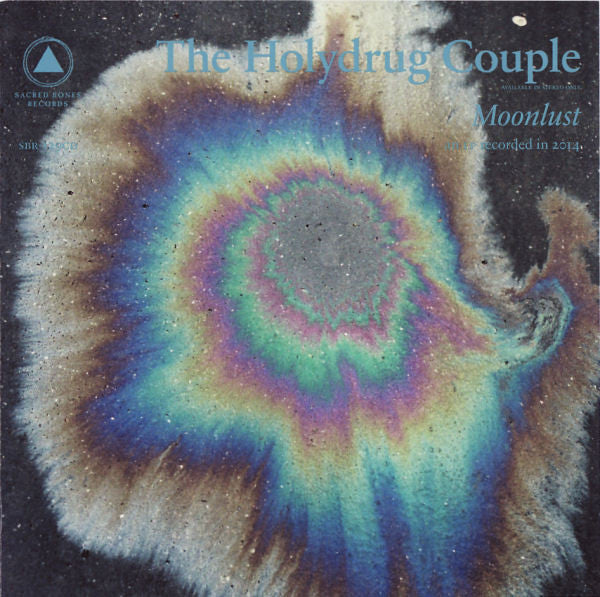 The Holydrug Couple - Moonlust (CD, Album) - NEW
