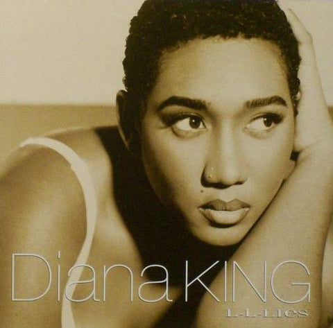 "Diana King - L-L-Lies (12"") - USED"