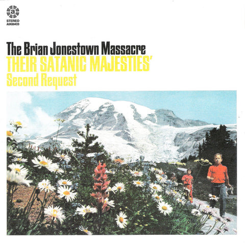 The Brian Jonestown Massacre - Their Satanic Majesties' Second Request (CD, Album, RE) - USED