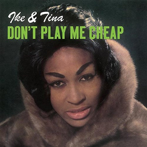 Ike & Tina Turner - Don't Play Me Cheap (LP, Album, RE) - NEW