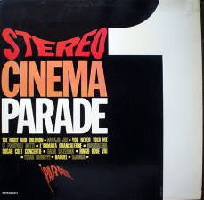 Various - Stereo Cinema Parade 1 (LP, Comp) - USED