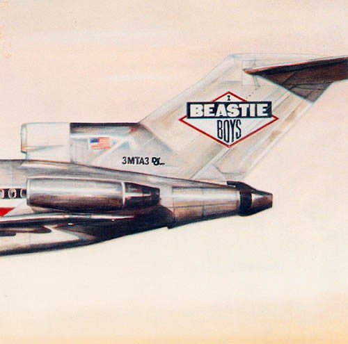 Beastie Boys - Licensed To Ill (CD, Album, RE, RM) - NEW
