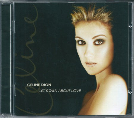 Céline Dion - Let's Talk About Love (CD, Album, RE) - USED