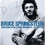 Bruce Springsteen - Wgoe Radio, Alpha Studios, Richmond VA, 31st May 1973 (CD, Album, RM, Unofficial) - NEW