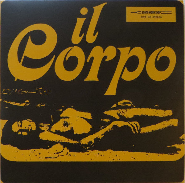 Piero Umiliani - Il Corpo (Colonna Sonora Del Film) (LP, Album, RE + CD) - NEW