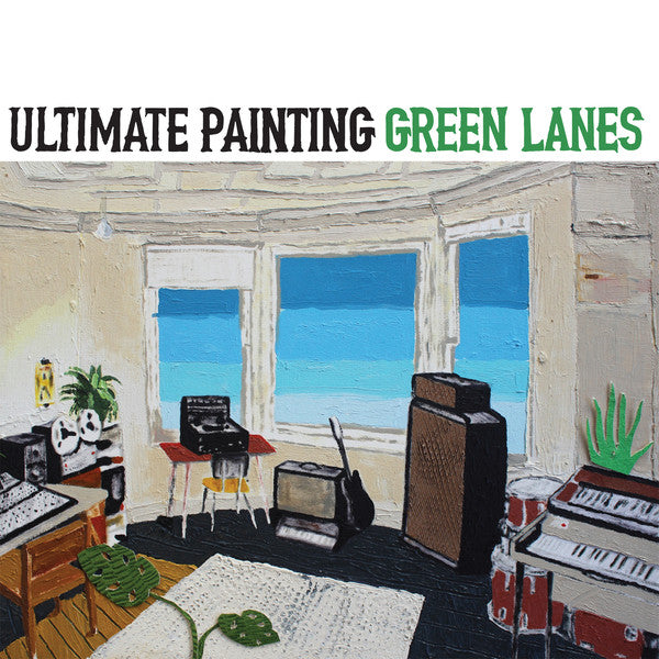 Ultimate Painting - Green Lanes (CD, Album) - USED