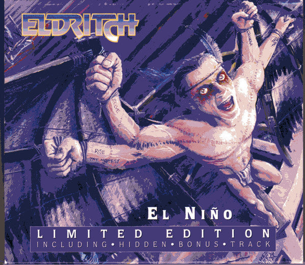Eldritch - El Niño (CD, Album, Ltd, Sli) - USED