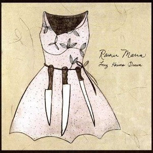 Rainer Maria - Long Knives Drawn (CD, Album) - USED