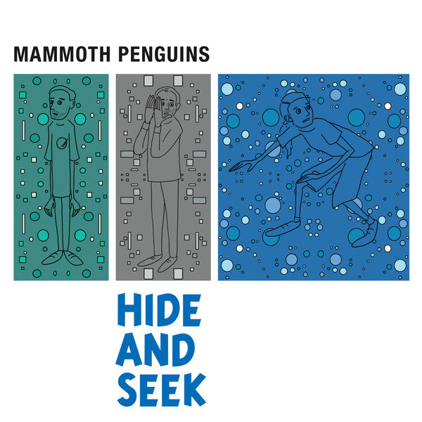 Mammoth Penguins - Hide And Seek (LP, Album, Gre) - NEW