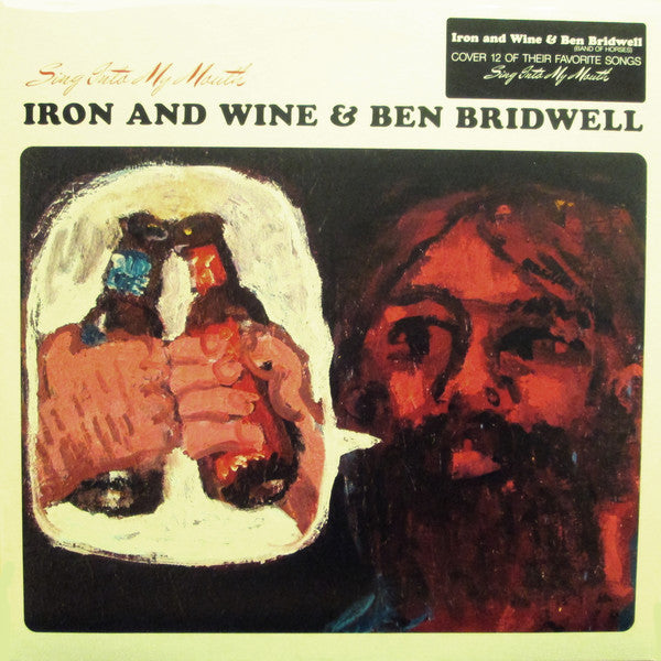 Iron And Wine and Ben Bridwell - Sing Into My Mouth (LP, Album) - NEW