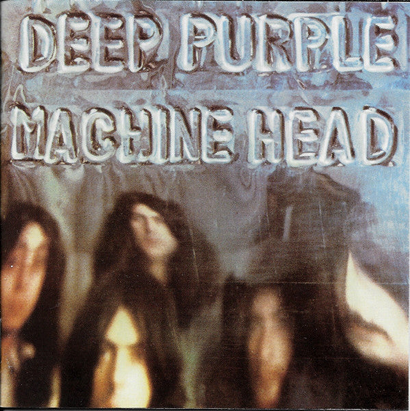 Deep Purple - Machine Head (2xCD, Album, RE, RM, 25t) - USED