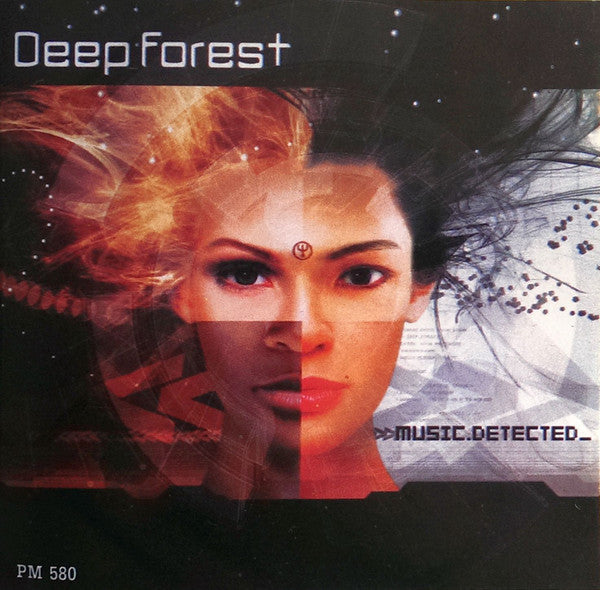Deep Forest - Music Detected (CD, Album) - USED