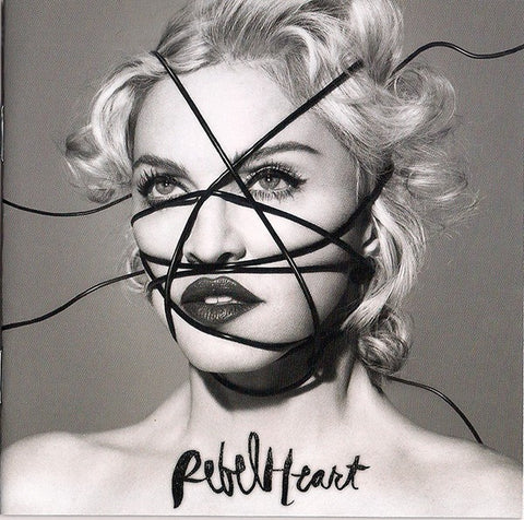 Madonna - Rebel Heart (CD, Album, Dlx, Cle) - USED