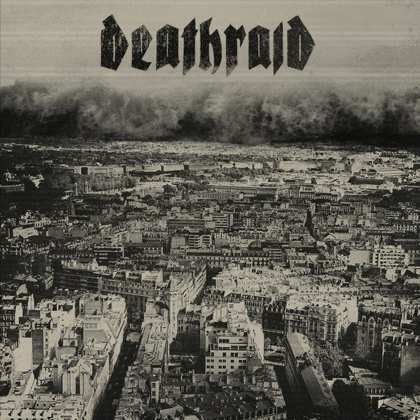 Deathraid - The Year The Earth Struck Back (LP, Album) - USED