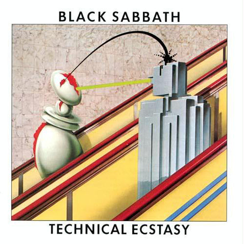 Black Sabbath - Technical Ecstasy (LP, Album, RE, RM, 180 + CD, Album) - NEW