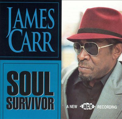 James Carr - Soul Survivor (CD, Album) - USED
