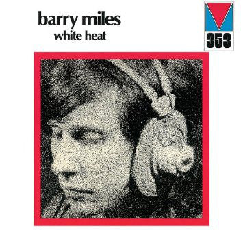 Barry Miles - White Heat (CD, Album, RE) - USED