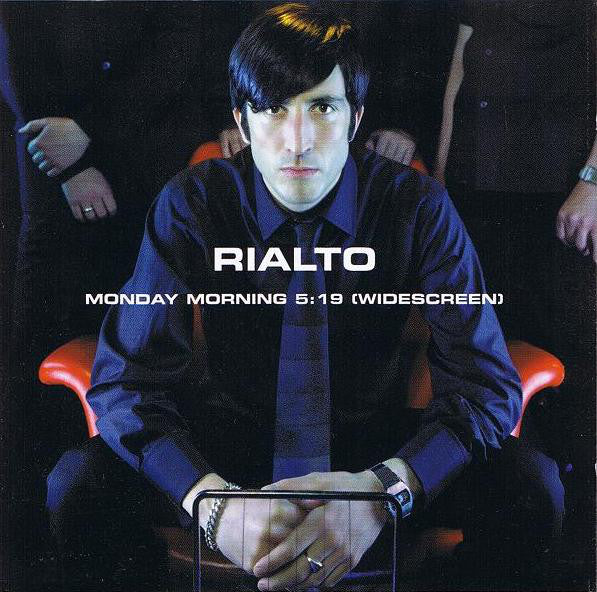 Rialto - Monday Morning 5:19 (Widescreen) (CD, Maxi) - USED