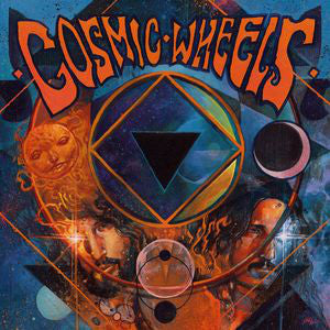 Cosmic Wheels - Cosmic Wheels (CD, Album) - USED