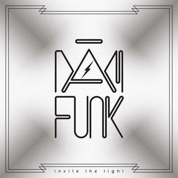 Dam-Funk - Invite The Light (3xLP, Album, Whi) - NEW