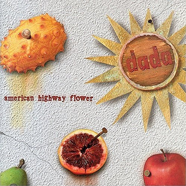 Dada (4) - American Highway Flower (CD, Album) - USED
