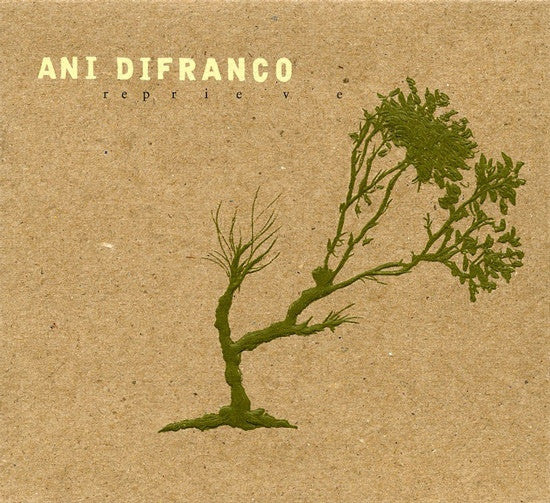 Ani DiFranco - Reprieve (CD) - USED