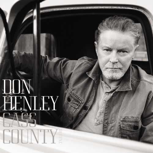 Don Henley - Cass County (CD, Album, Del) - USED