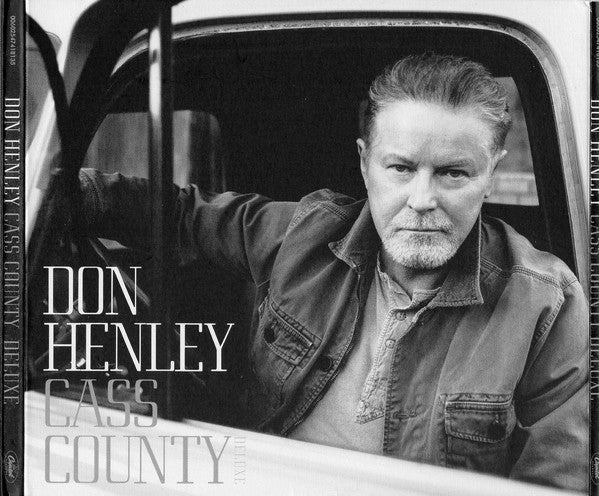 Don Henley - Cass County (CD, Album, Dlx) - USED