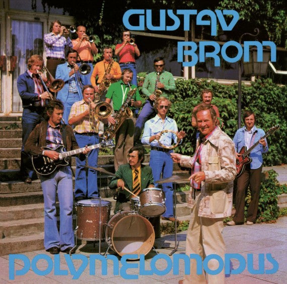 Gustav Brom - Polymelomodus (CD, Album, RE) - NEW