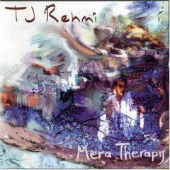 TJ Rehmi - Mera Therapy (CD, Album) - USED