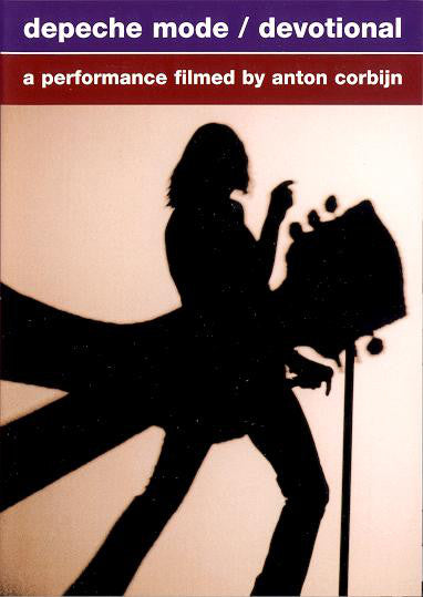 Depeche Mode - Devotional (A Performance Filmed By Anton Corbijn) (2xDVD-V, RE, Multichannel, PAL) - USED