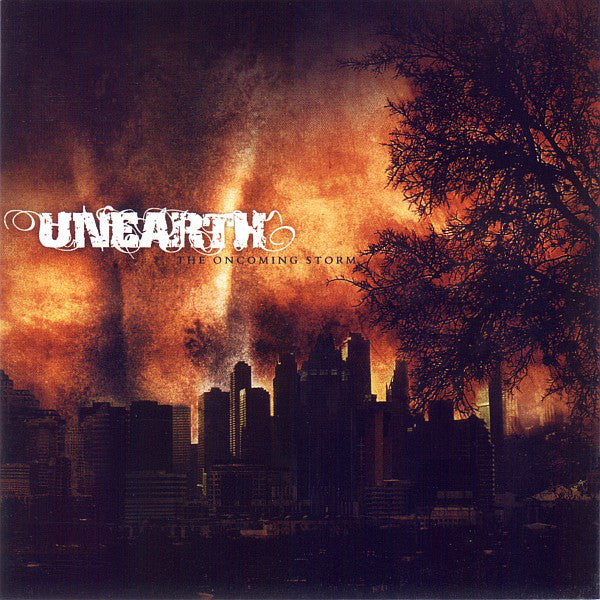 Unearth - The Oncoming Storm (CD, Album, Enh) - NEW