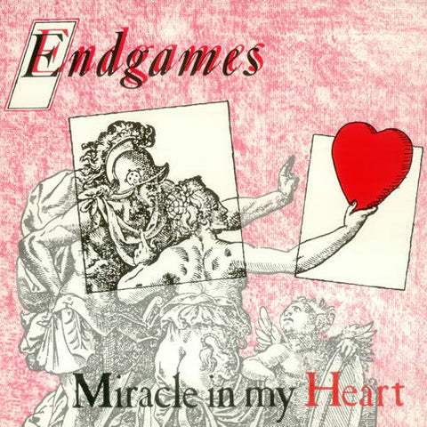 "Endgames - Miracle In My Heart (12"") - USED"