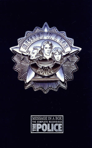 The Police - Message In A Box (The Complete Recordings) (4xCD, Comp, RM + Box, Ltd, Num, Dig) - USED