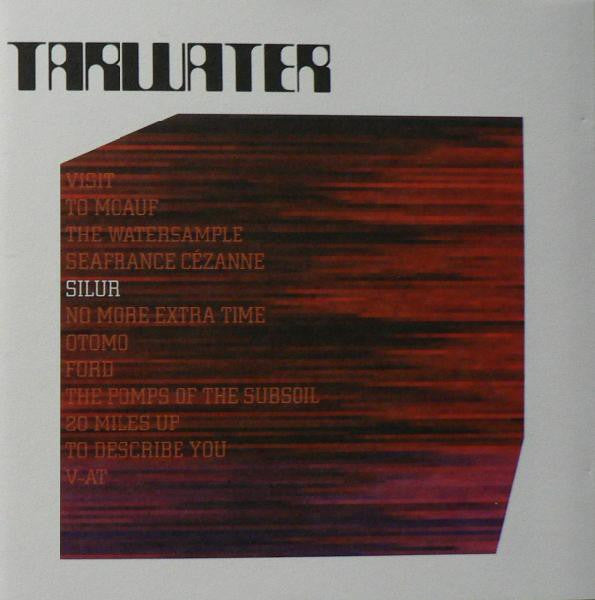 Tarwater - Silur (CD, Album) - USED