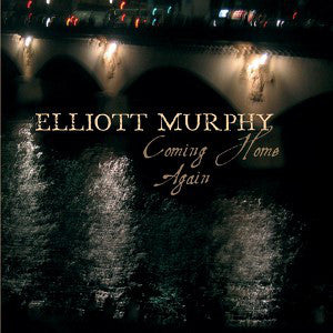 Elliott Murphy With Olivier Durand - Coming Home Again (CD, Album) - USED