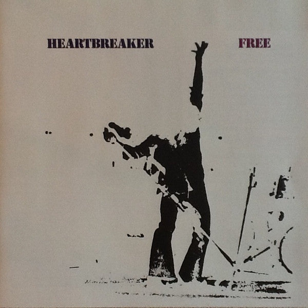 Free - Heartbreaker (CD, Album, RM) - NEW