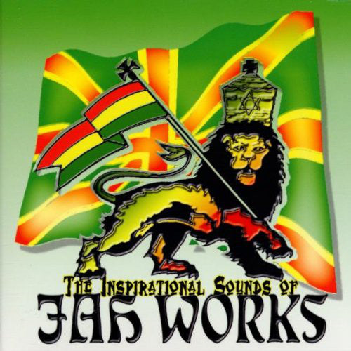 Various - The Inspirational Sounds Of Jah Works (CD, dig) - NEW