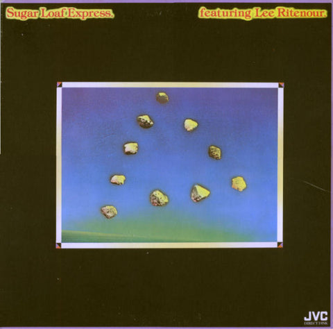 Sugar Loaf Express Featuring Lee Ritenour - Sugar Loaf Express Featuring Lee Ritenour (LP, Album, Dir) - USED