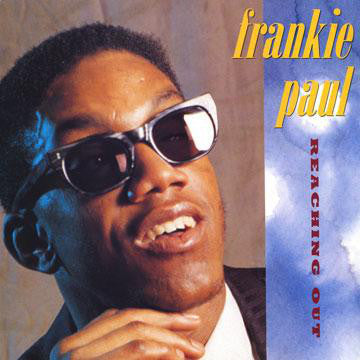 Frankie Paul - Reaching Out (CD, Album) - NEW