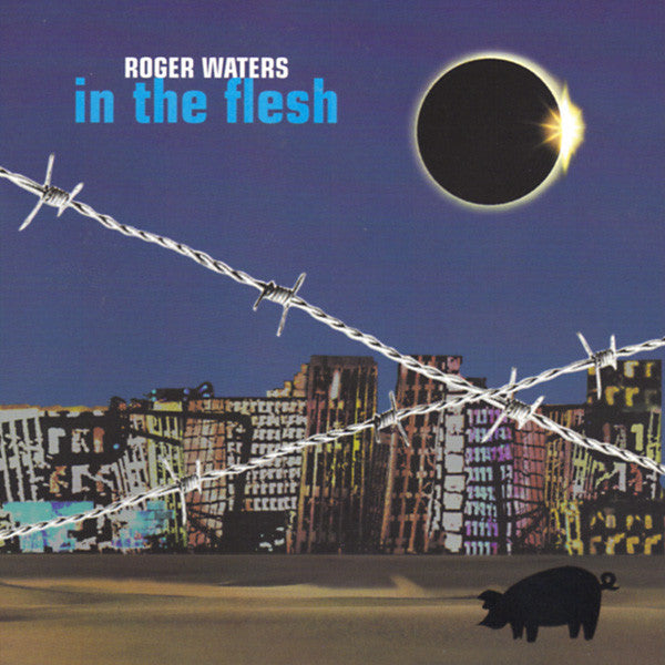 Roger Waters - In The Flesh (2xCD, Album) - USED