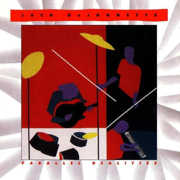 Jack DeJohnette - Parallel Realities (CD, Album) - USED