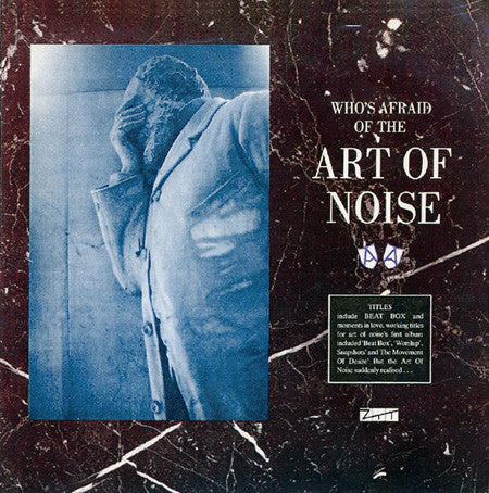 The Art Of Noise - (Who's Afraid Of?) The Art Of Noise (LP, Album) - USED