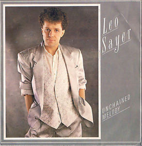 "Leo Sayer - Unchained Melody (7"") - USED"